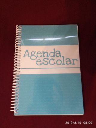 Agenda escolar.