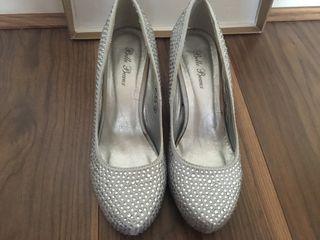 Belle Beaux heels