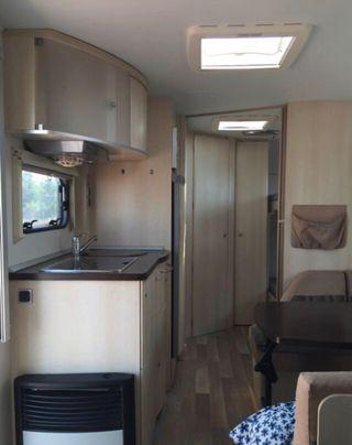 Caravana Sun Roller Tango 495 lux