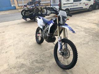 Yamaha 450 wr