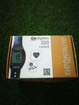 Pulsómetro Geonaute Onrhythm 300 coded