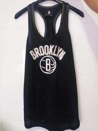 camiseta tirantes, NBA Brooklyn nets