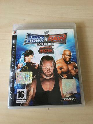 WWE 2008, FIFA 09, FIFA 10, FIFA 11 PS3 Pack