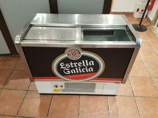 Botellero, cámara frigorífica