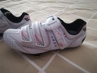 zapatillas de bicicleta carretera gaerne.