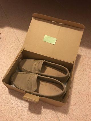 Zapatos mocasines 31 Zara- seminuevos