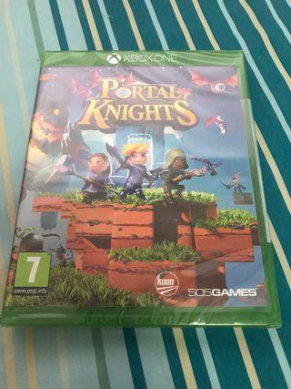 Portal knights xbox