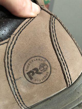 Botas de seguridad Timberland Pro series