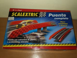 puente completo scalextric