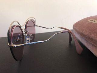 Gafas de sol Miu miu Nuevos Auténtico