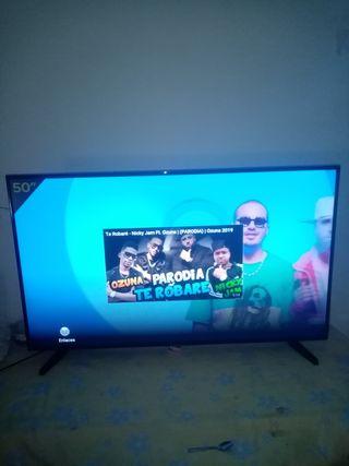 pantalla tv led lcd 50 pulgadas smart tv ful hd 4k