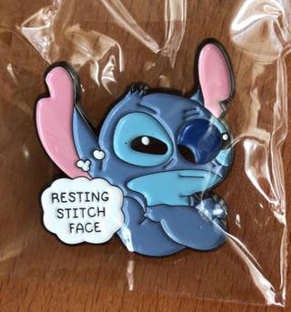 Pin Stitch Dialogo (Disney)