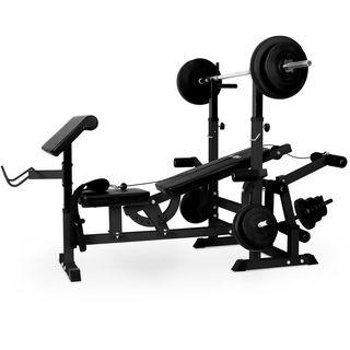 Banco de Musculación Estacion Entrenamiento