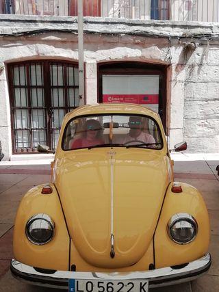 Volkswagen Escaravajo 1973