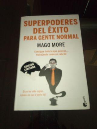 super poderes del éxito para gente normal Mago Mor