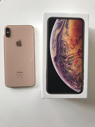 iPhone XS MAX 512 Gb casi nuevo