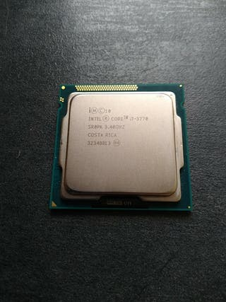 Procesador Intel Core i7-3770