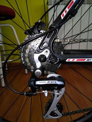 MMR Kuma st 26er sport riding geometry