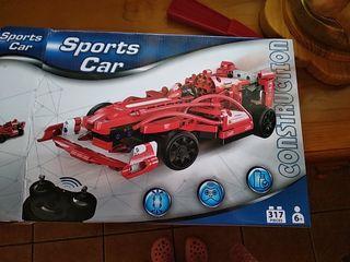 coche deportivo lego teledirigido.