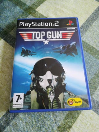Top Gun Pal España Completo Ps2