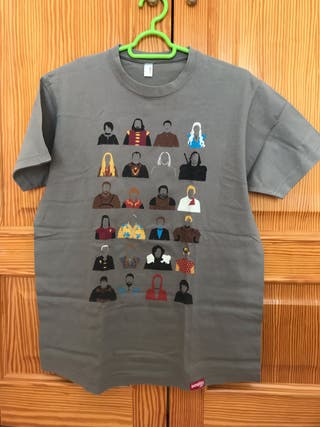 Camiseta gris Juego de Tronos Game of Thrones