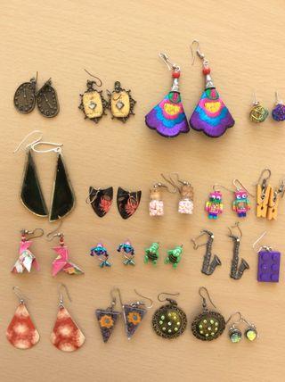 Colección de pendientes especiales