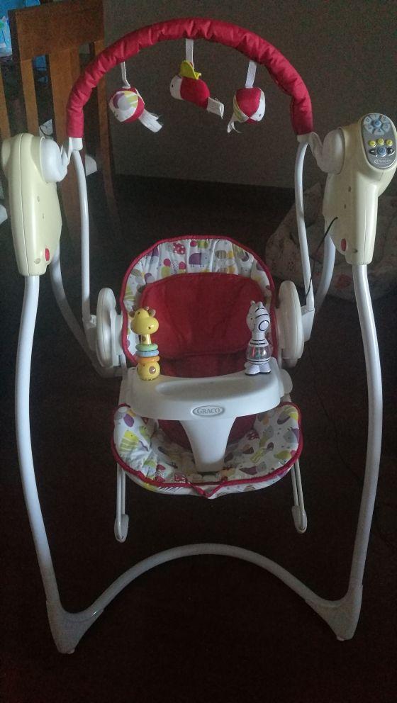 Columpio-hamaca bebé
