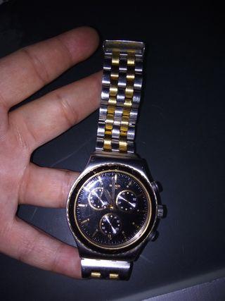 Mano En Reloj Wallapop Swatch Segunda De zSUpqMGV