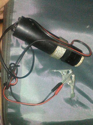 arrancador radiocontrol