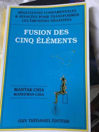Libros Tao, Tantra en francés, español, inglés