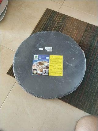 plato pizarra 35cm de diametro