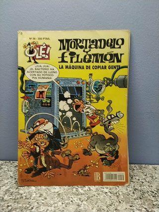 Comics Mortadelo y Filemón