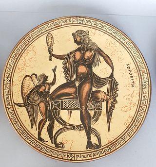 """Platos Ed. limitada """"Los Doce Dioses del Olimpo"""""""