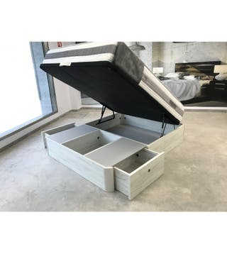 canape abatible de 150x190