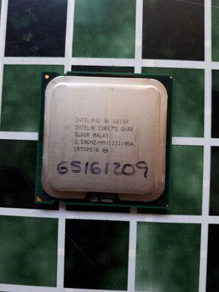 procesador / CPU Intel Core 2 quad q8300