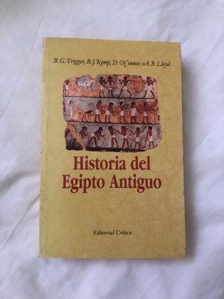 Historia del Egipto Antiguo