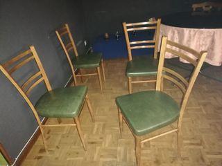 vendo sillas comedor o salón enfos sevre