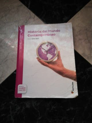 Libro 1°Bach. Historia
