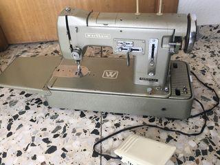 Máquina coser Wertheim