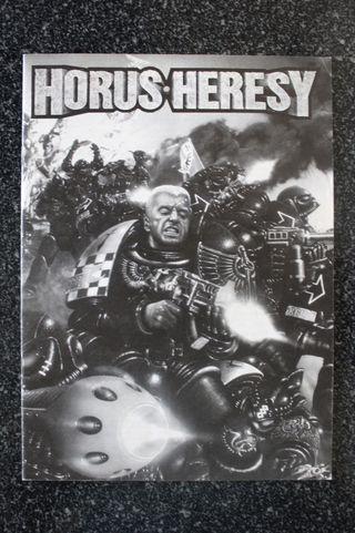 Horus Heresy : juego de mesa : 1993 GW libro