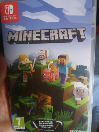 minecraft para switch
