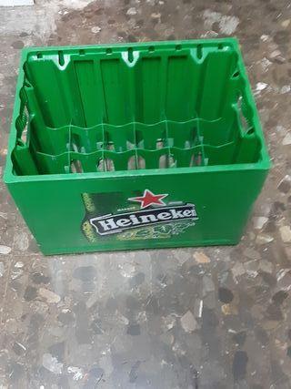 Caja cerveza decorativa