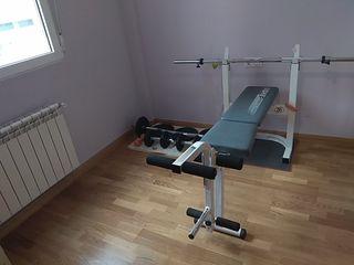 Banco de Pesas (Press de Banca) BH Fitness 500