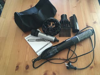 Secador moldeador de pelo