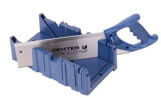 Guía y sierra de ingletar DEXTER 310 MM MADERA