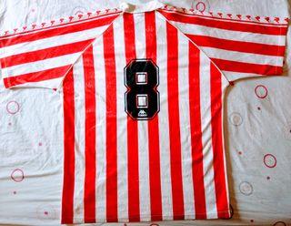 Camiseta Julen Guerrero Athletic 1994-1995 Kappa