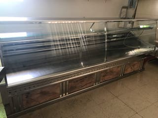 Nevera industrial / vitrina carnicería. Hostelería