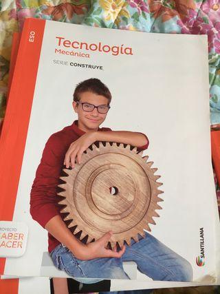 libros de tecnología 2º eso