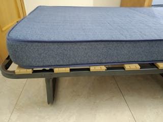 Cama supletoria plegable portatil