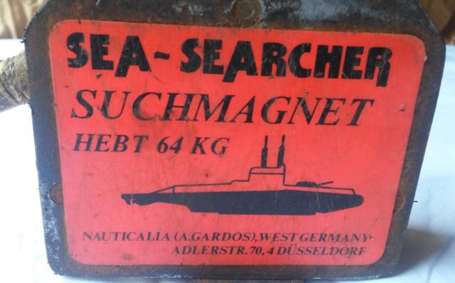 ancla barco